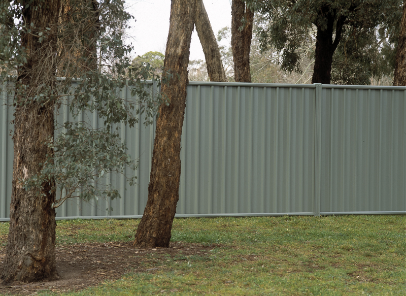 Colorbond Melbourne Fencing